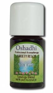 Oshadhi Synergy Blends Anxiety Rescue 5 mL by Oshadhi