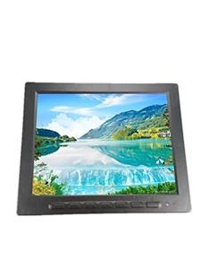 8 Inch Car Monitor High Resolution Color TFT LCD Rearview Monitor for BNC AV Camera VCR video Super Slim DC 12V
