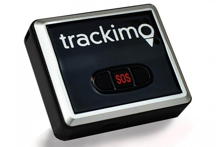 Trackimo GPS Tracking Device (TRK-100) With 1 Year Monitoring & Free Custom DJI Phantom 4 Drone Holster