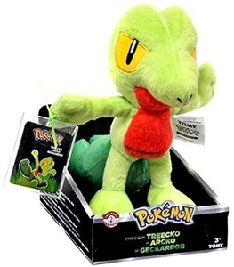 Pokemon Trainers Choice Series 2 8 Inch Plush Treecko by Pokemon Black & White Toys, Games & Action Figures