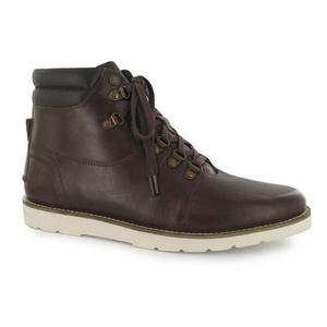 Mens Firetrap Native Hike Boots Shoes Brown (UK 10 / US 10.5)
