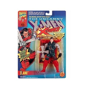 X-Men: X-Force Kane #2 Action Figure by X-men; X-force