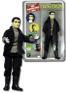 Mad Monsters Series 1 The Monster Frankenstein Action Figure by Classic TV Toys