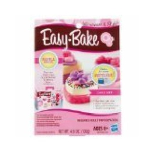 Hasbro 51323 Easy-Bake Refill Pack Cake Mix by Easy Bake