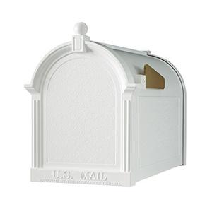 Whitehall Products Capital Aluminum Mailbox 20
