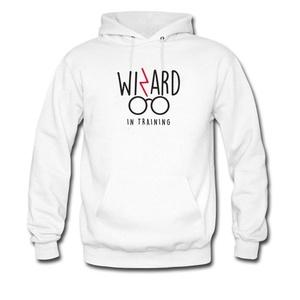 Wizard In Training For women Printed Sweatshirt Pullover Hoody