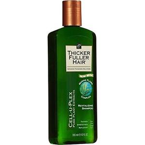 Thicker Fuller Hair Revitalizing Shampoo-12 oz (3 Bottles) by Thicker Fuller Hair