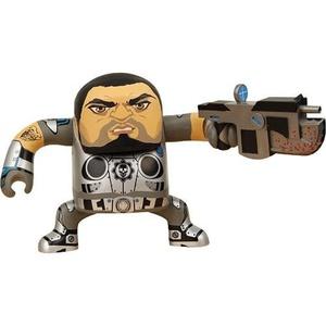 NECA Gears of War 4.5 inch Batsu Marcus Fenix by Gears of War