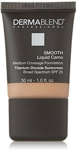 Dermablend Smooth Liquid Camo Foundation, Chestnut, 1 Fluid Ounce by Dermablend