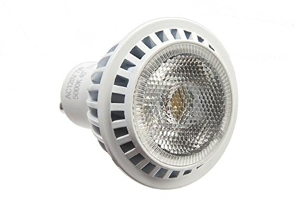 7W CREE LED GU10 Cool White, 50W Replacement, Dimmable