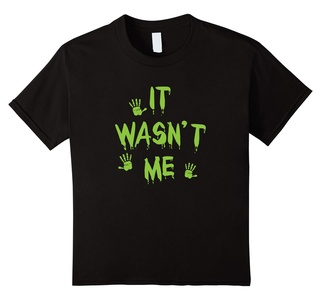 Kids Toddler Boy Funny Toddler It Wasn't Me Shirt 12 Black