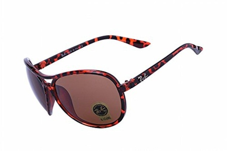 Ray-Ban RB4125 601S17 59-13 CATS 5000 FLASH LENSES The Latest Addition To The Iconic Cats Sunglasses