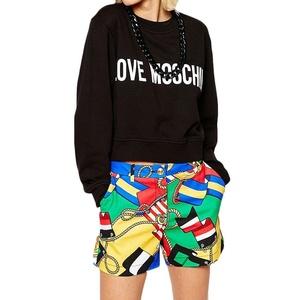 Rain's Pan®Women's Letter Printed Long Sleeve Shirt Pullover Sweatshirt Hoodie