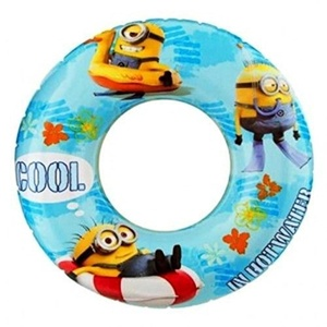 Minion Swim Ring Despicable Me 51cm Age 3-6 by LR Supplies