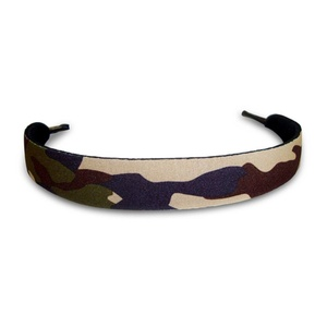 1 X Army Sunglass Strap Camo Color