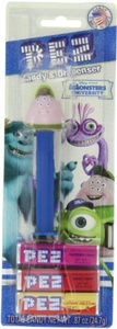 PEZ Candy, Monsters University, 0.87 Ounce (Pack of 12) by PEZ Candy