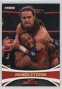 James Storm (Trading Card) 2009 TRISTAR TNA Impact! #6