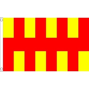 Northumberland Small Flag 3Ft X 2Ft Newcastle Northumbria County Banner New by Northumberland