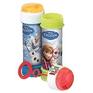 6 x Disney Frozen Bubbles - Bubble Tubs - Party Bag Toys - Frozen Parties (HL389) by Partyrama