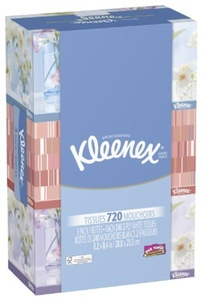 Kleenex Facial Tissue (3 Boxes) by Kleenex