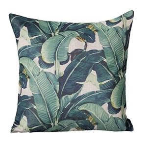 Iuhan Fashion Pastoral wind Pillow Case Sofa Waist Throw Cushion Cover Home Decor (E)