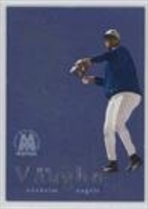 Mo Vaughn #414/500 (Baseball Card) 1999 Skybox Molten Metal - Heavy Metal Fusion - Sterling #30F