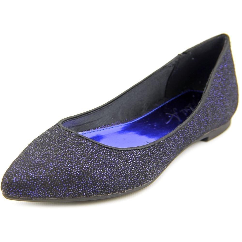 Mari A. Pointe Women US 7 Blue Flats