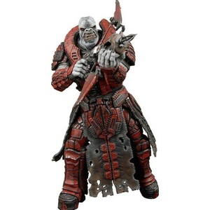 NECA Gears of War Theron Guard (NO Helmet) Series 2 Action Figure by Gears of War