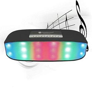 Bren SL NR-2014 Wireless Bluetooth Speaker Loudspeaker MP3 Playback Function Plastic for Ipod/MP3 Player/Audio Player/Mobile Phone/Computer Black