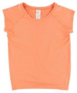 Studio Capezio Womens Margot T Shirt Hot Apricot S