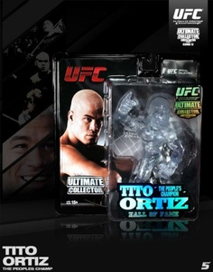 Round 5 UFC Series 12 Limited Edition Action Figure - Tito Ortiz by Round 5 MMA