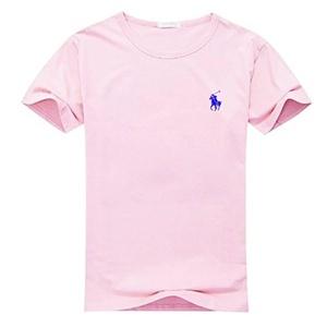 Polo Ralph Lauren Men's Design Print Crew Neck Cotton short sleeve T-Shirt X-Large Grey
