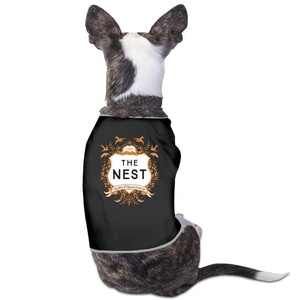 Logon 8 Puppies And Dog Tshirt The Nest Black Size L