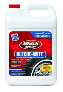 Black Magic 800002222 Bleche-Wite Tire Cleaner, 1 Gallon by Black Magic