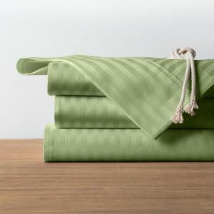 1800 Count 4 Piece Soft Wrinkle Free Deep Pocket Bed Sheet Set Sage/Full