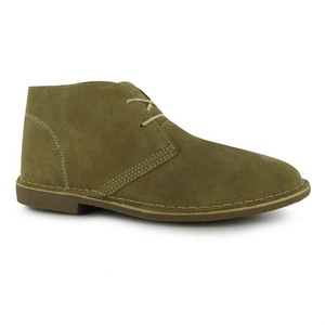 Mens Kangol Desert Boot Shoes Sand (UK 9 / US 10)