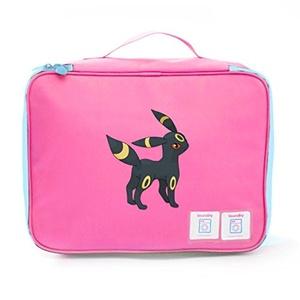 Aoapp Cartoon Pokemon Umbreon Oxford Portable Storage Bags Travelling Cosmetics Organize Bag