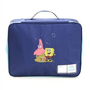 Aoapp SpongeBob SquarePants Oxford Portable Storage Bags Travelling Cosmetics Organize Bag