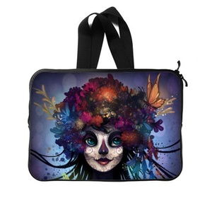 Fashion Design Sugar Skull Sleeves for Laptop,Macbook Air,Macbook Pro,Notebook Computer 13