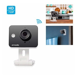 Zmodo Wireless Mini 720p HD IP WiFi Network Home Security Camera Two-Way Audio Most Viewed